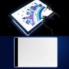 A4 LED Ultra Slim Art Craft Tracing Drawing Tattoo Light Box Pad Board