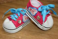 doll shoes fit American Girl My Little Pony Pinkie Pie chucks