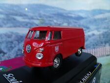 1/43  Solido (France)  VW combi Fire #4535