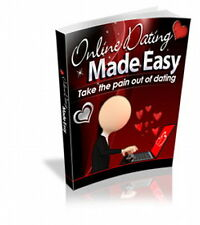 ONLINE DATING Made Easy - Take The Pain Out Of Selling - Find Someone Safe (CD)