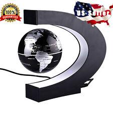 Magnetic Levitation Floating Globe World Map LED Light Decoration Christmas gift