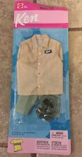 NIP Barbie Doll Real Clothes KEN Outfit 2002 Mattel New In Package