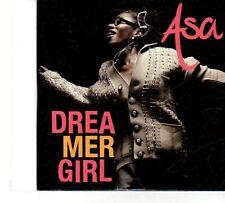 (FT655) Asa, Dreamer Girl - 2011 DJ CD