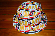 NEW Neff x Disney Collection Mickey Mouse Bucket Hat