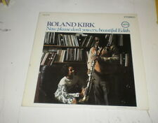 ROLAND KIRK - Now Please Don't You Cry, Beautiful Edith - ORIG LP 1968 VERVE USA