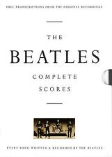 The Beatles Complete Scores 673228