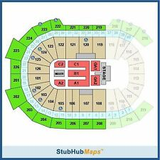 Keith Urban Tickets 11/17/16 (Hershey PA) 4 Seats Together Ripcord World Tour