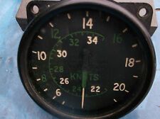 ww2 raf hurricane asi dated 1944gn blk white dial