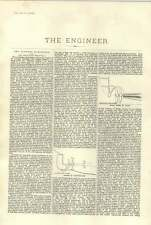 1894 The Antwerp Exhibition Maritime Section Rudder Sterne Frame Patria