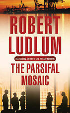 The Parsifal Mosaic Robert Ludlum Very Good Book