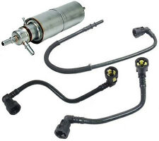 Mercedes W163 ML320 ML430 ML55 AMG MAHLE Fuel Filter KIT with Fuel Filter Line