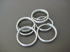 "5ea 1-1/4"" KEYRINGS/SPLIT RINGS - STAINLESS STEEL R1.25"