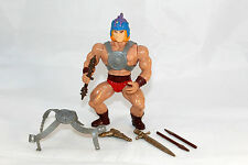 "C1983 Sungold Galaxy Warriors ""Magnon"" Figura de acción y Armour"