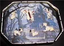 101 Dalmatians Commemorative Tin Box Set 6 Authentic Disney Pins