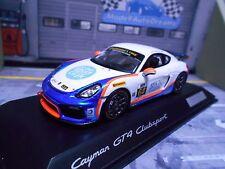 PORSCHE Cayman GT4 Racing Clubsport #64 Team TGM Spark Resin 1:43