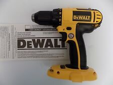 "Brand New DeWalt 18 Volt 18v 1/2"" Cordless Drill Driver DC720 with LED worklight"