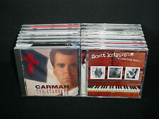 Lot of 16 Christian Adult Contemporary Soft Rock Music CD CDs