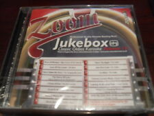 ZOOM JUKEBOX KARAOKE DISC CDZMJB13 CLASSIC OLDIES VOL 13 CD+G