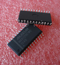 50PCS MAXIM MAX7219CWG MAX7219 SOP-24 LED Display Driver IC 8DIG 24SOIC
