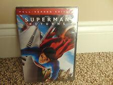Superman Returns (DVD, 2006, Full Frame Edition) Bryan Singer Film Movie NEW