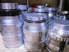 1000'S OF CINEMA LENSES 16MM 35MM MOVIE CAMERAS LOT ANGENIEUX COOKE ZEISS KERN
