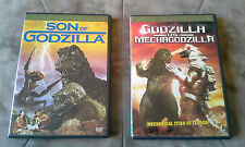 SON OF GODZILLA & VS MECHAGODZILLA DVD Eng Japanese Dub Eng Sub in Great Shape!