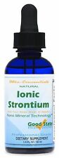 Liquid Ionic Strontium Ultra Concentrate - 10 Drops Equals 30 Mg - 100 Servings