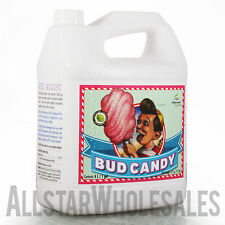 Advanced Nutrients Bud Candy 4L Hydroponics Bud Sweetener, 4 Liter