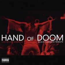 Live in Los Angeles [PA] by Hand of Doom (CD, Sep-2002, Idaho)