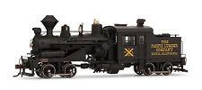 Rivarossi Pacific Lumber Heisler Steam Loco 2T DCC W/ Sound HO Locomotive HR2610