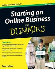 Starting an Online Business For Dummies (For Dummies (ComputerTech))