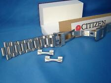 Citizen Watch Band BJ7000 Stainless Steel Bracelet/Link Band w/Push Button Buckl