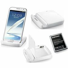 Original Samsung Galaxy Note II Note 2 N7100 desktop chargeur batterie support