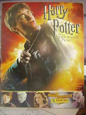 RARE HARRY POTTER AND THE HALF BLOOD PRINCE STICKER ALBUM BOOK PANINI UNUSED