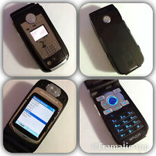CELLULARE MOTOROLA MPX220  GSM MARRONE VINTAGE  WINDOWS MOBILE SIM FREE