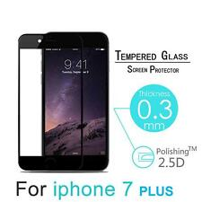 FULL CURVED 3D TEMPERED GLASS SCREEN PROTECTOR FOR APPLE IPHONE 7 PLUS - Clear