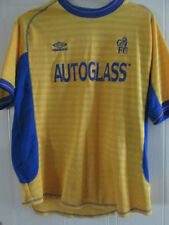 Chelsea 2000-2001 Away Football Shirt Size XL /35244
