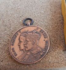 Society of Miniature Rifle Clubs 1935 silver Jubilee Competition Medal bronze