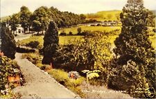 The Bridge Masham Frith Postcard