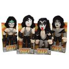 KISS Love Gun Band Member Plush Doll Collection NEW OFFICIAL