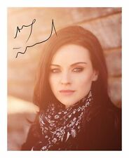 AMY MACDONALD SIGNED AUTOGRAPHED A4 PP PHOTO POSTER