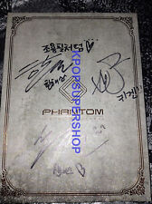 Phantom Mini Album Vol. 2 - Phantom Theory Autographed Signed Promo CD Great