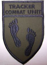 Rhodesia Rhodesian Special Forces Tracker Combat Unit Patch