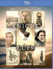 Knight of Cups (Blu-ray Disc, 2016)