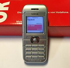ORIGINAL NOKIA 6030 RM-74 BUSINESS HANDY MOBILE PHONE WAP GPRS SWAP NEU NEW BOX