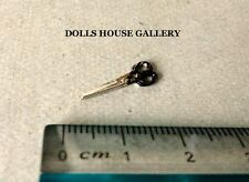 Small Scissors, Dolls House Miniature, Miniatures