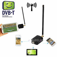 Mini Digital Mobile TV Tuner Micro USB DVB-T Receiver for Android 4.0 HDTV Phone