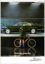 JAGUAR XJ6 XJ-6 RETRO A3 POSTER PRINT FROM CLASSIC 70's ADVERT