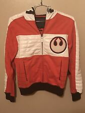 Men's Star Wars Limited Marc Ecko X Wing pilot Hoody Sz Small (Imperfect)
