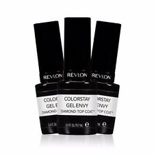 3 Pcs Revlon  Gel Envy Diamond Top Coat 11.7ml